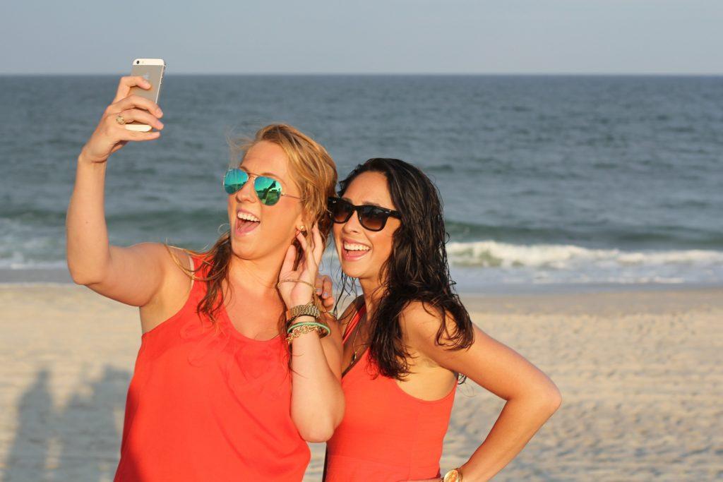 Smil! Selfie-tid