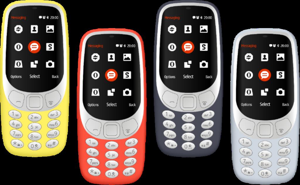 3310-farger