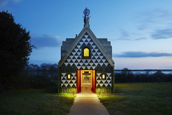 Grayson Perry | A House for Essex