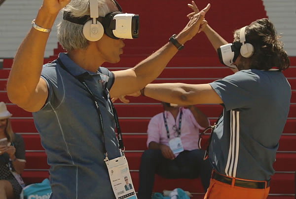 Embassy of Dutch Creativity – Silent Disco VR