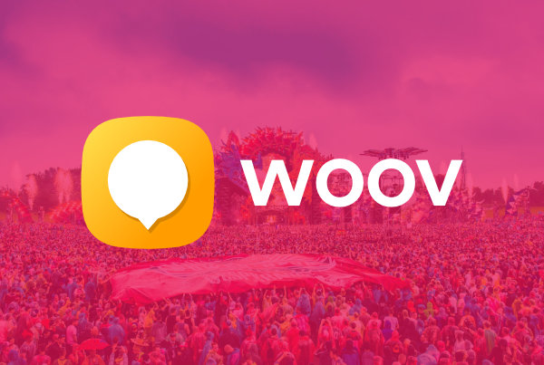 Woov – Augmented Reality Experience