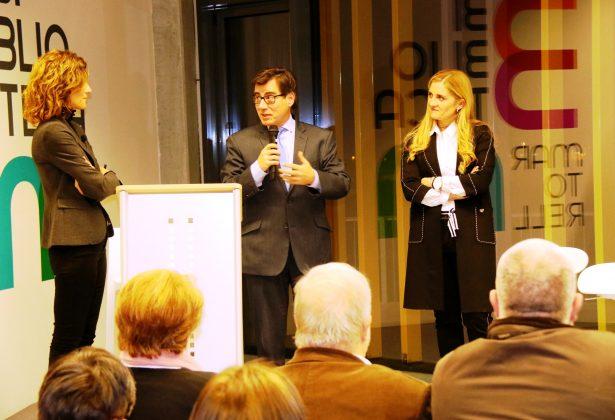 L'alcalde Xavier Fonollosa clou la presentació de Som Capaços