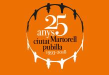 25 anys Martorell Ciutat Pubilla