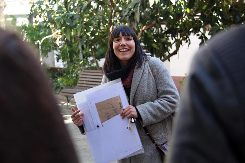 Itinerari 'Martorell, femení plural'. Gemma Jiménez