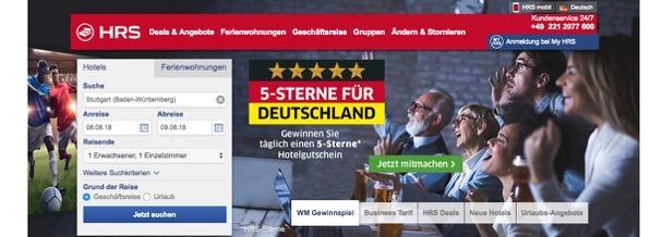Hrs 5 sterne fuer deutschland