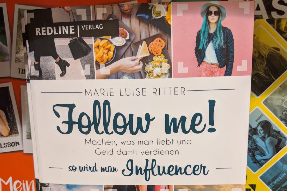 """Cover des Buches """"Follow me"""". Rechte: Redline Verlag"""