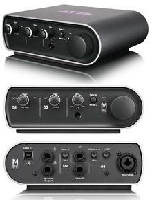 Аудио интерфейс Avid Mbox 3 Mini