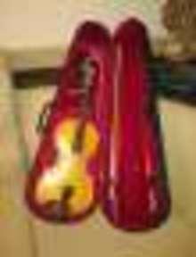 Мастеровая скрипка 1994 дерево
