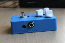 Reanimator's pedals Deep Blue Delay 2015 Blue