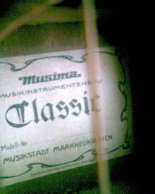 Musima  Classik 1989