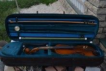 Советский скрипка 1988 коричневий