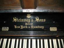 Steinway & Sons пианино 1901 черный