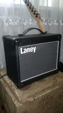 Laney LG12 2010 Black