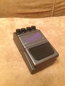 Aria Pro II Ultra Metal UM-1  серый