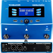 TC-Helicon voice live play 2014 Бирюзовый