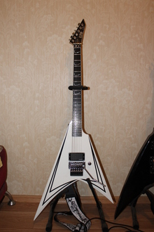 ESP Alexi600 2014 Белый/черный