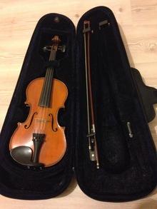Genial Violins 1/2 2012 коричневый