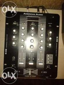 America Audio q-d6 2014 черный