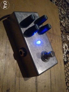 G2D Morpheus distortion