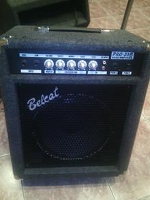 Belcat Pro 35B 2012 черный/серый