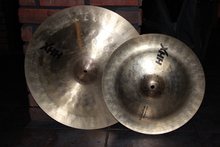 Sabian hhx  China 18, mini China 14 evalution