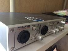 Внешняя звуковая карта M-Audio Firewire 410