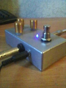 preamp BSIAB hand made 2015