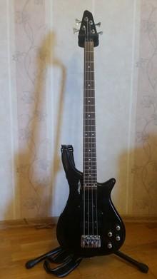 ALINA PRO Бас-гитара, четырёхструнная  JB-slim Цвет фурнитуры: хром