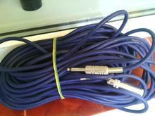 Микрофонный кабель Maestro Master Voice 20 м. + Jack 6.3 (папа-мама)