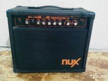 Nu-X Frontline15  черный