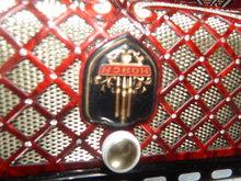 HORCH superrerio 1960 бордовый перламутр