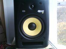 KRK Rokit Powered 8 6G 2013 черный студийный монитор