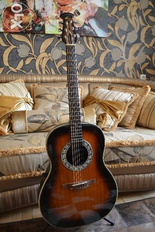 Ovation Balladeer 1977 Sunburst