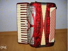 Titano дамський акордеон 1963 фото