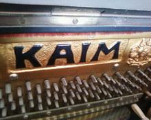 Kaim пианола 1914 чёрный