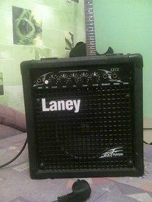 Laney Lx-12 2014 Black
