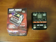 Nu-X Amp Force 2015