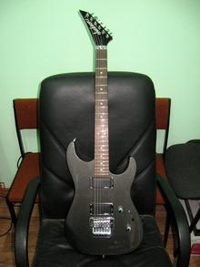 Jackson Dinky JS30DK 2000 серый металлик