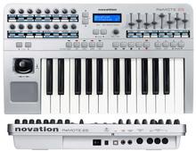 Novation Remote 25 Midi клавиатура
