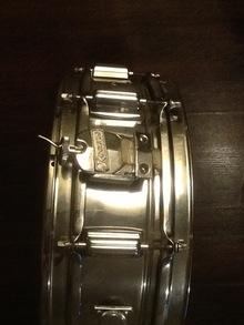 Rogers Powertone  1960 Silver
