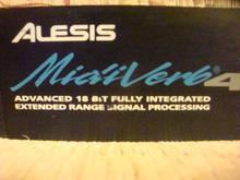 Alesis MidiVerb 4 1999 чёрный