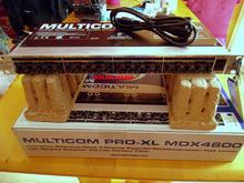 BEHRINGER Multicom MDX 4600, експандер/гейт, компресор / лімітер