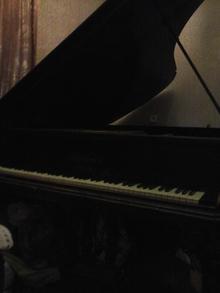 Кабинетный рояль Blutner (старинный)