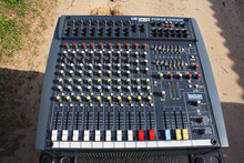 Soundcraft Power Station 600 Мікшер-Lexicon