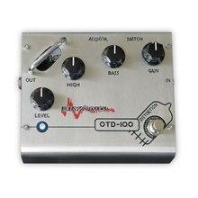 Ламповый дисторшн Biyang OTD-100 VAL