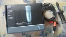 AKG Perception 120  2013 Silver