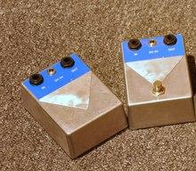 G.S. bass DI басовый преамп компрессор дибокс