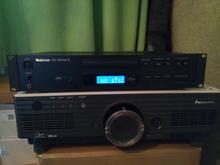 Tascam  CD 160 MK II  2008 Черный
