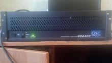 QSC USA-400 2003 Черный