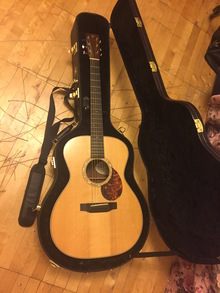 Breedlove Revival series OMR Deluxe 2009
